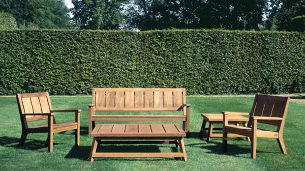 Muebles de jard n de teca muebles de teca espa a for Muebles madera teca